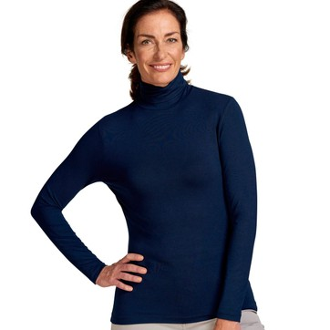 Sous pull femme tres fin