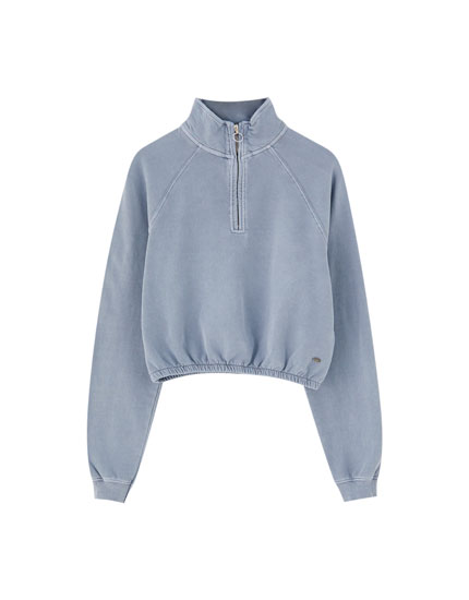 Sweat femme pull and bear Modeimmersion
