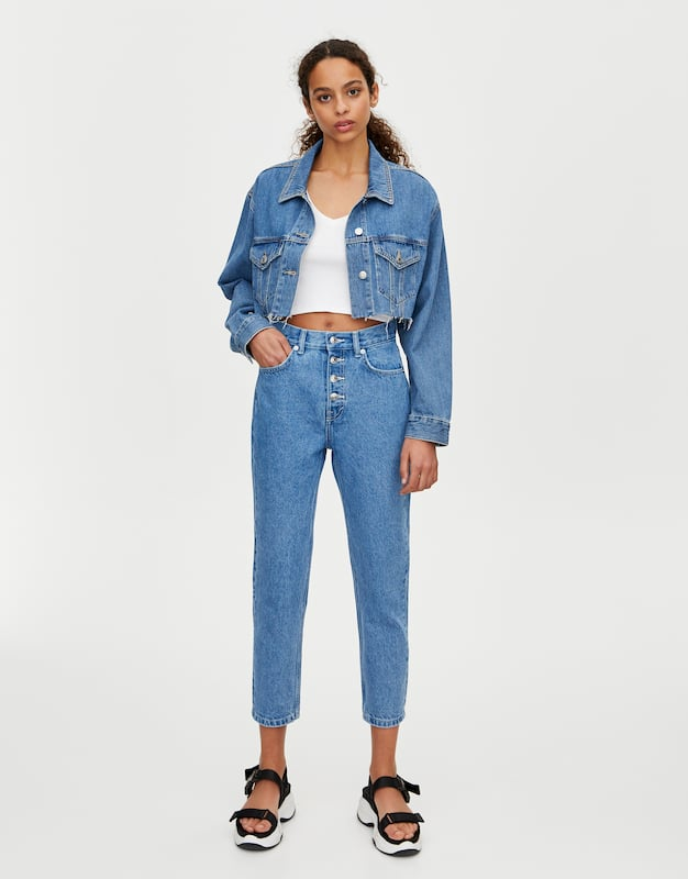 Pull and bear femme jeans Modeimmersion