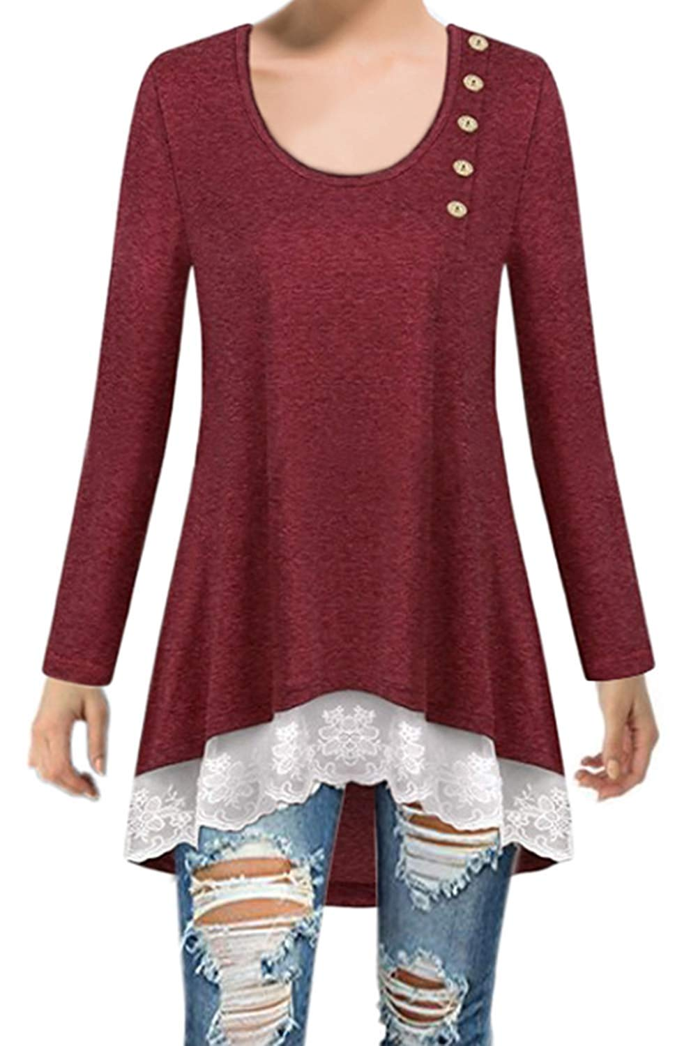Pull ample femme grande taille