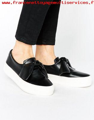 Pull and bear femme chaussures