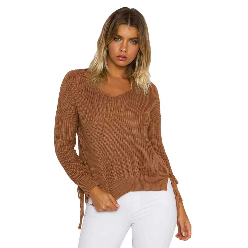 Pull loose cachemire femme