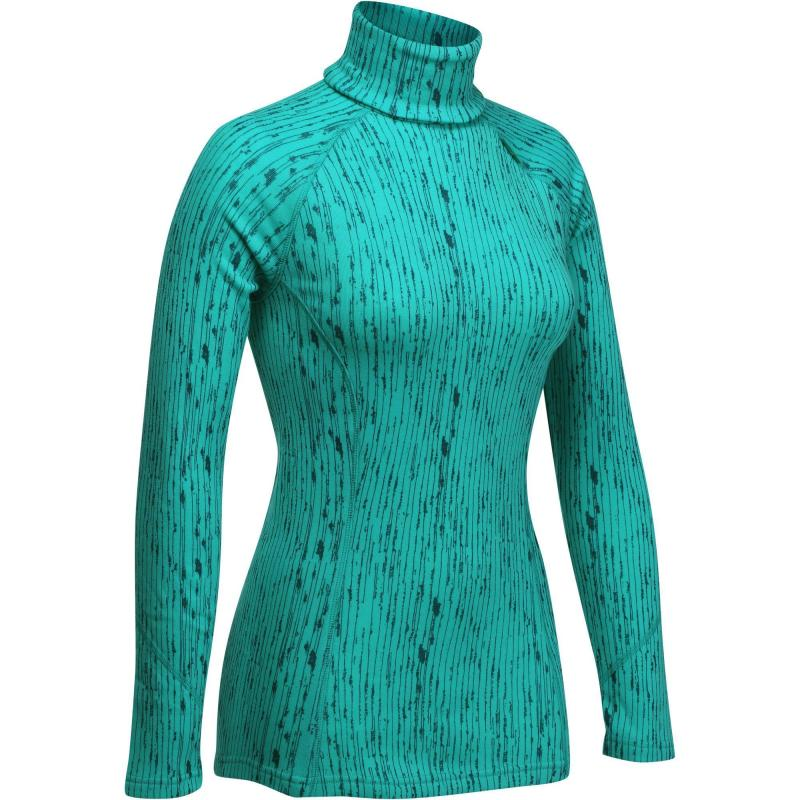 Sous pull femme turquoise