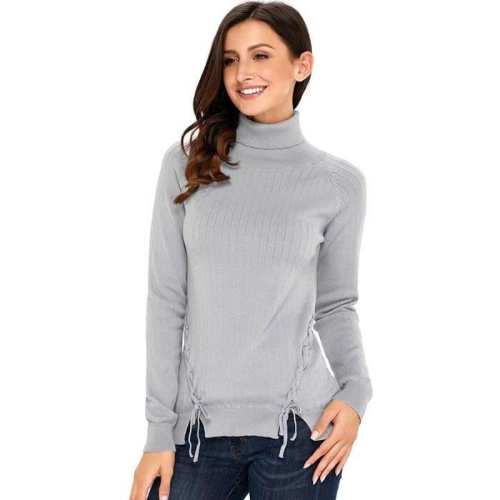 Sous pull femme hiver