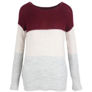 Pull taille s femme