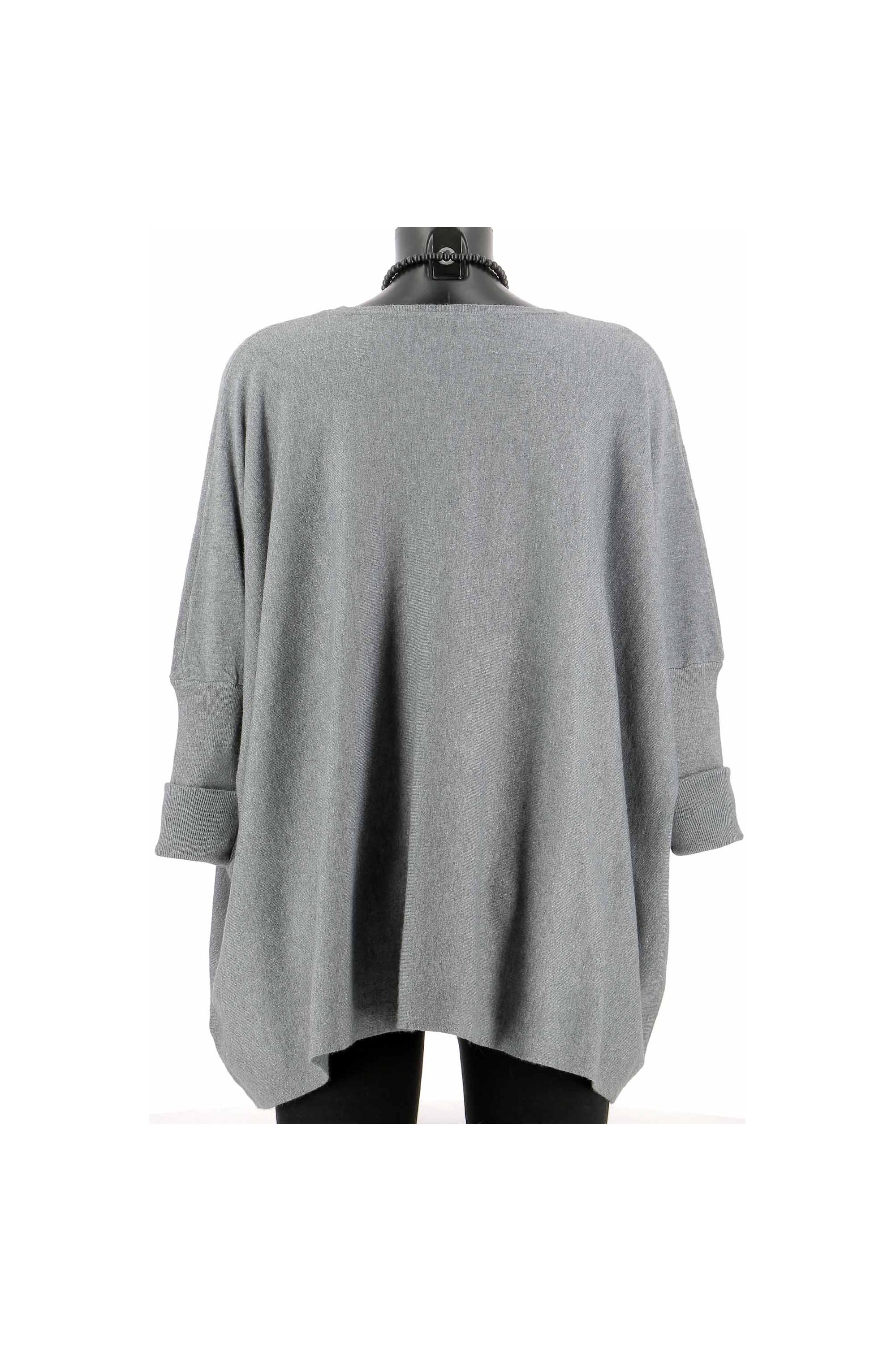 Pull cachemire femme taille 52