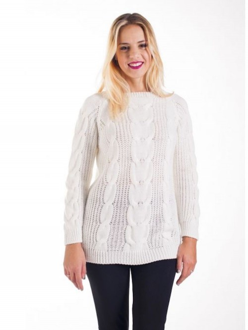 Pull femme chaud hiver