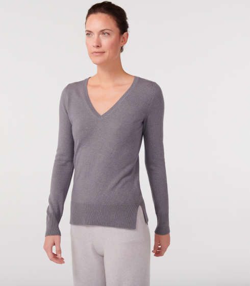 Pull cachemire femme lacoste