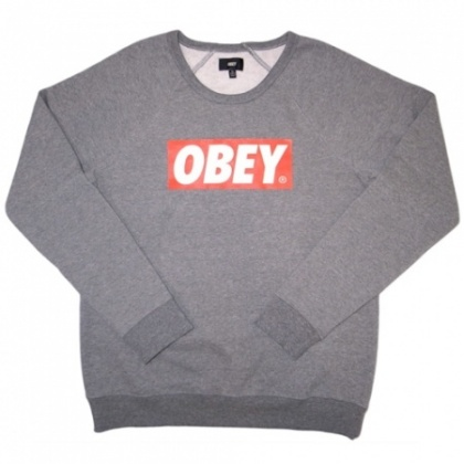 Pull obey femme