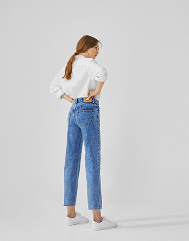 Pull and bear femme pull Modeimmersion